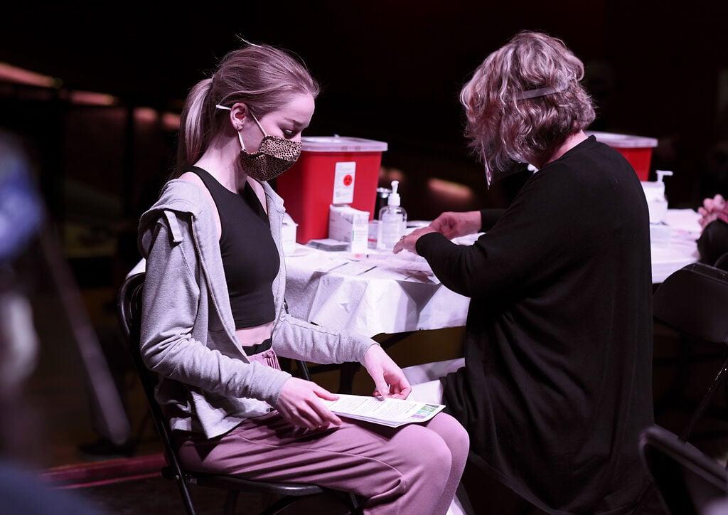 Shelly Sappington talks to Kimberlee Nanna