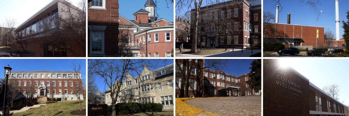 MU to demolish eight campus buildings