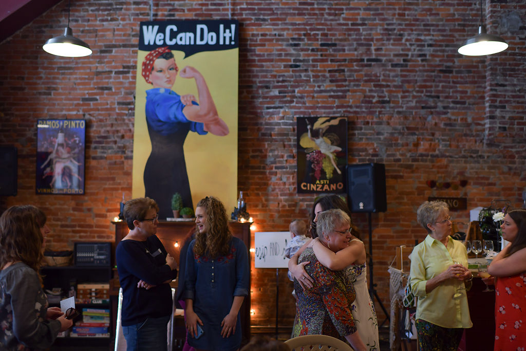 West Winery hosts bridal shower at Macon location