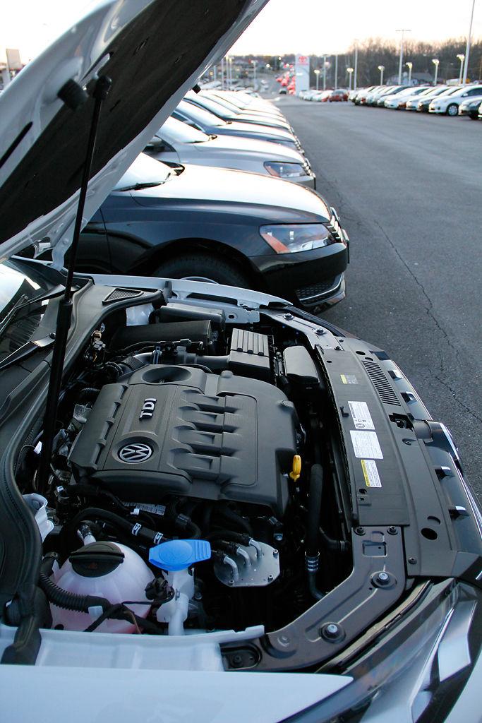 EPA standards help drive renewed demand for diesel-fueled vehicles