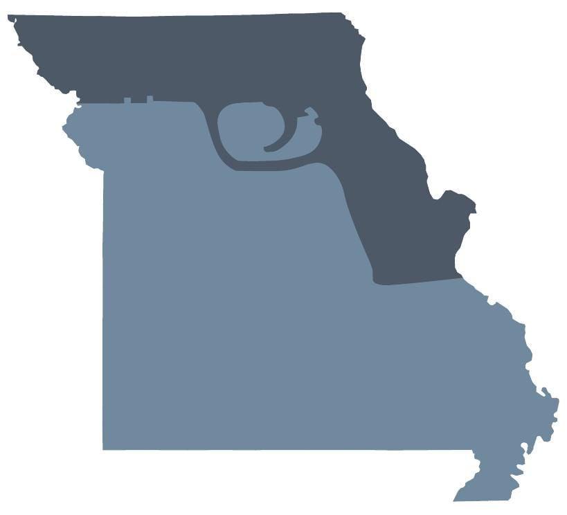 Guns in Missouri Logo