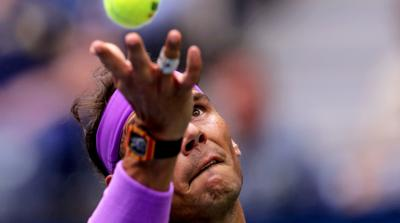 PHOTO GALLERY: A close look at U.S. Open