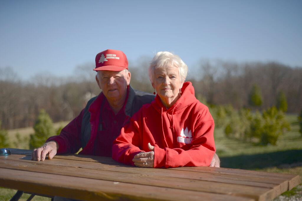 Daryll and Mary Lou Raitt opened Timber View Farm in 1969. After 50 years of operation, they closed their doors due to a brown spot needle fungus and the COVID-19 pandemic.