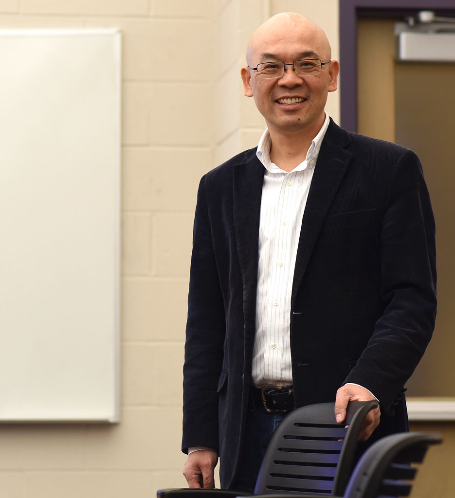 Cheng's biofuel proposal was selected for funding by the Department of Energy