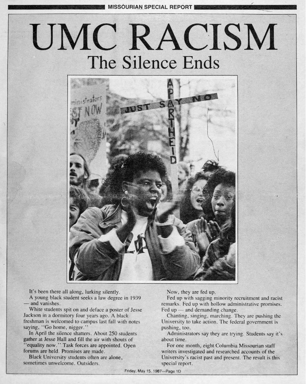 UMC Racism: The Silence Ends