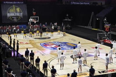 Towson Virginia Basketball