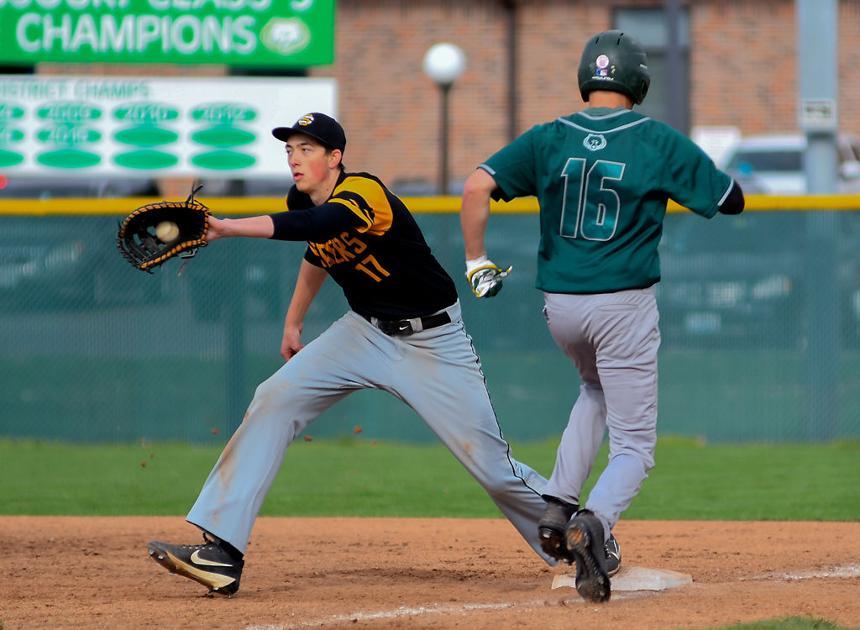 9a717546653c85 PHOTO GALLERY  Rock Bridge wins second game of Columbia Baseball Tournament