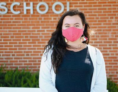 Maggie Robbins, a kindergarten teacher at Rock Bridge Elementary, has faced the challenge of adapting her lessons to a virtual environment during the COVID-19 pandemic.