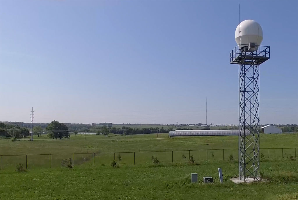 Researchers at MU have developed a new rain gauge
