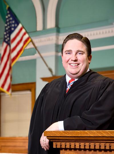 Judge Josh Devine (copy)