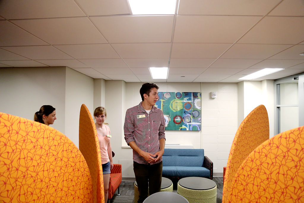 Mark Twain grand opening showcases renovated residence hall