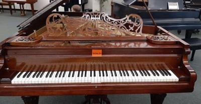 John W. 'Blind' Boone Piano