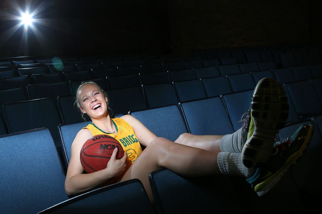 SOPHIE IN THE SPOTLIGHT: McDonald's All-American Sophie Cunningham wants 'everything'