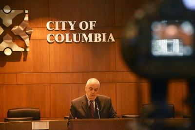 John Glascock delivers his State of the City address