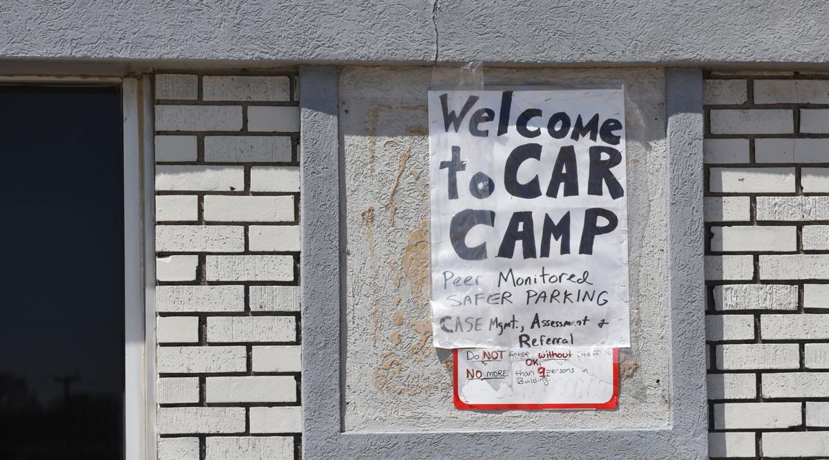 CAR Camp, a crisis triage center for Columbia's homeless