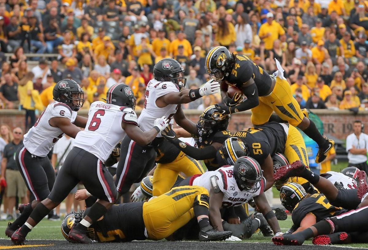 University South Carolina vs University of Missouri (copy)