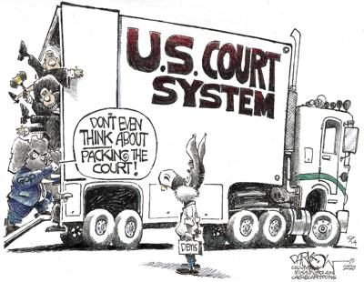 Packing the courts