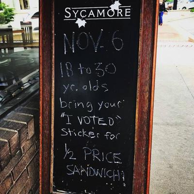 Sycamore cancels voting special