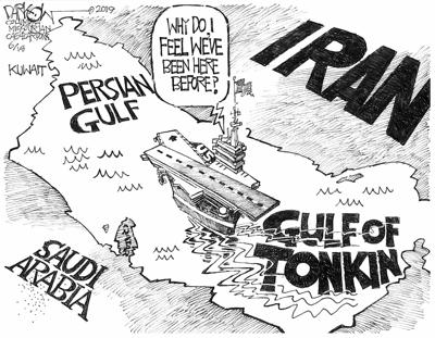 Persian Gulf of Tonkin