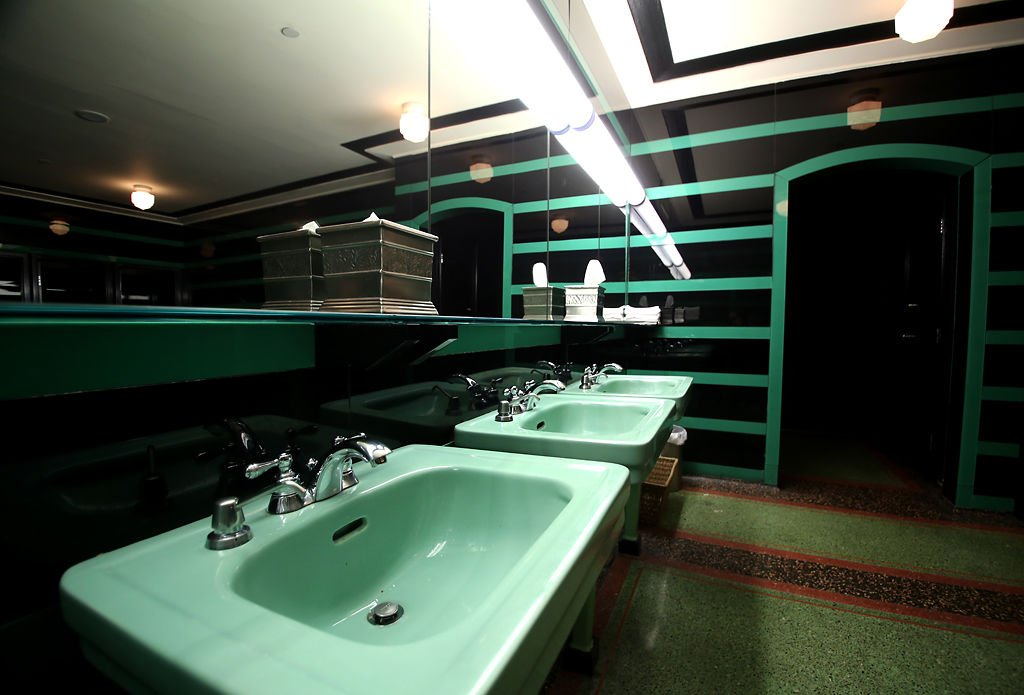 Pregame pit stop: Hermitage Hotel offers nation\'s top bathroom ...