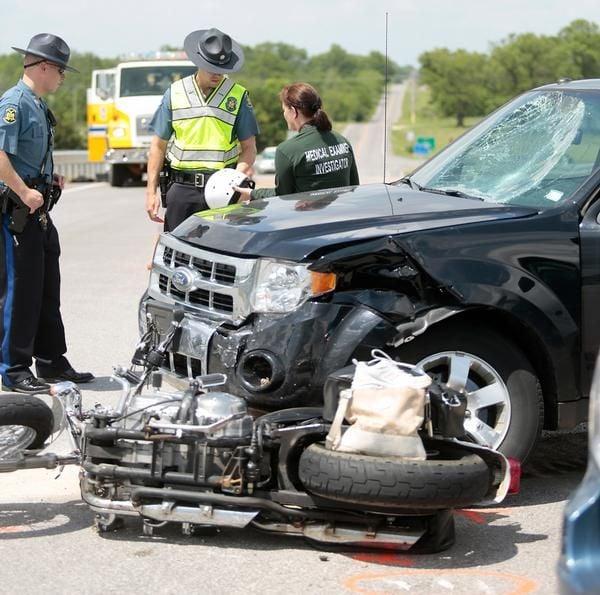 UPDATE: Woman Dies In Motorcycle Crash On Interstate 70