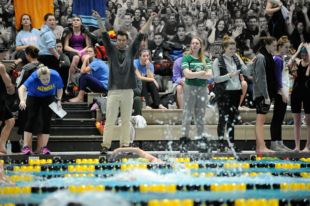 Battle, Hickman and Rock Bridge swimmers find success at