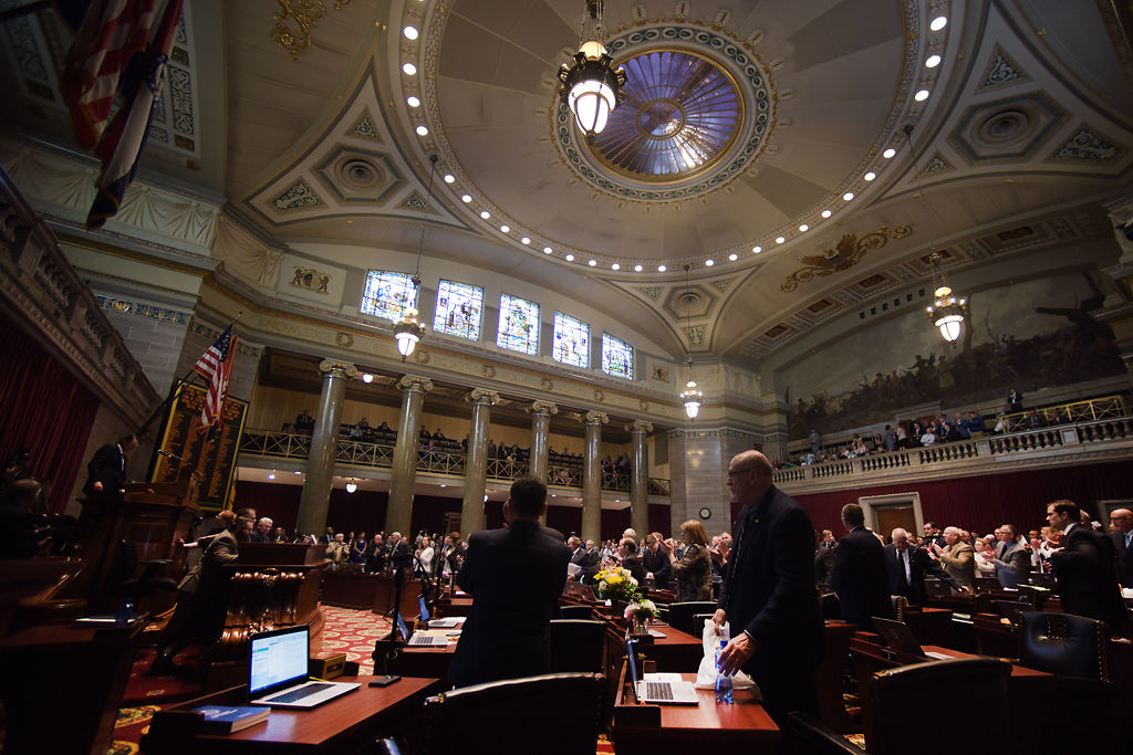 Legislative session meeting of the year comes to a close
