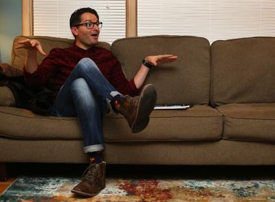 Playwright Trent Rash considers a new prospect of character development