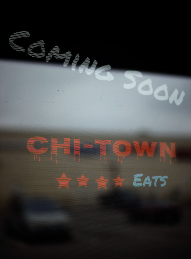 Chi-Town Eats window