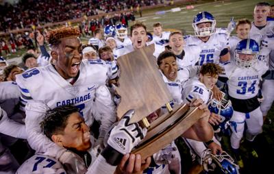 Carthage edges Jackson in overtime state title thriller