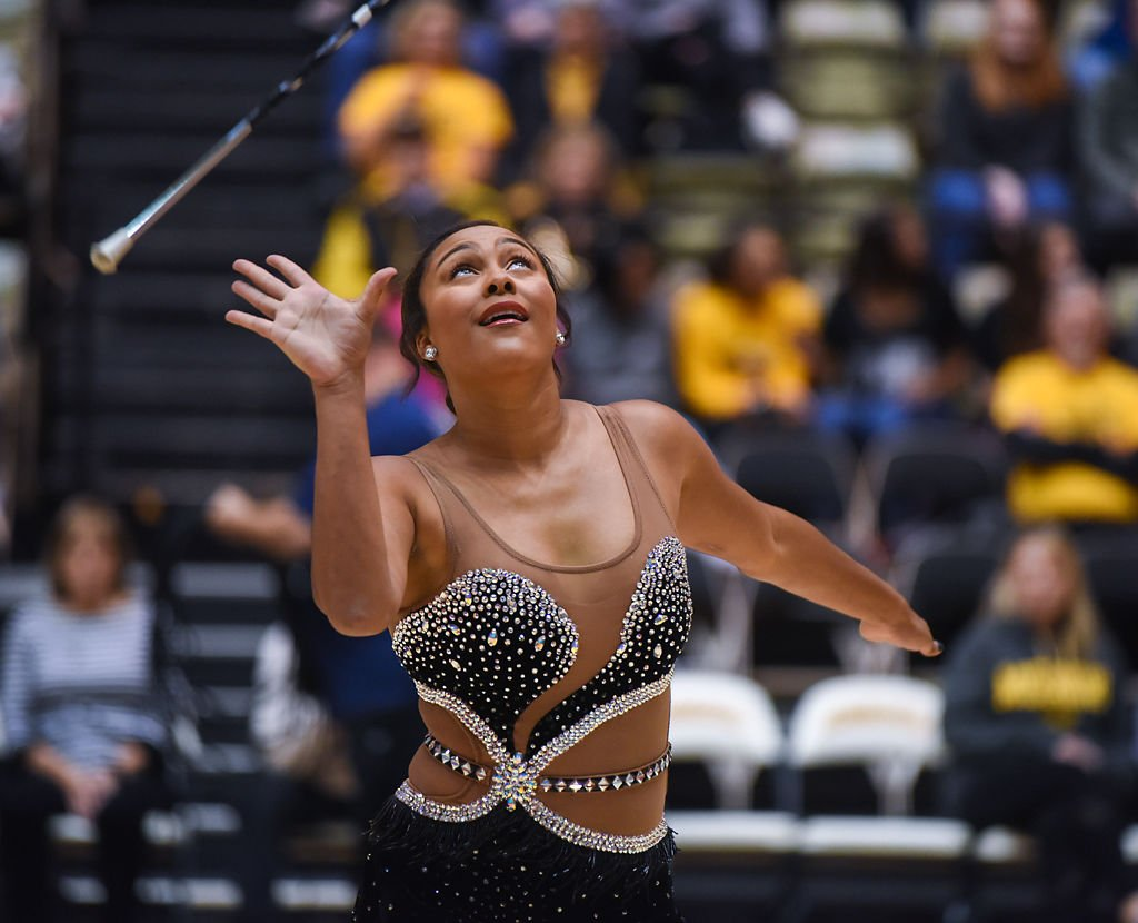 Missouri senior Simone Esters