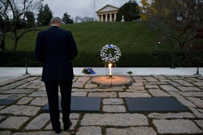 Reverent memorials mark 50th anniversary of John F