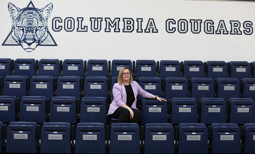 Cindy Potter named interim athletic director for Columbia College