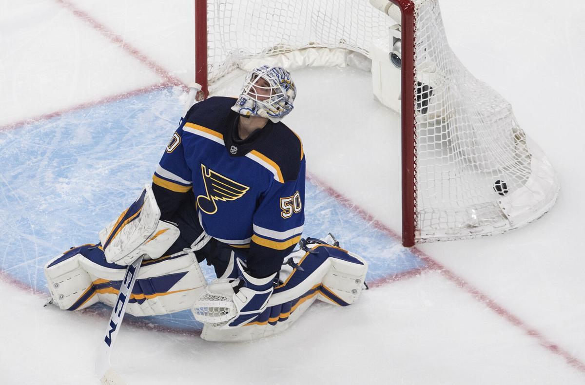 Past 2 champions Capitals, Blues struggle to start playoffs