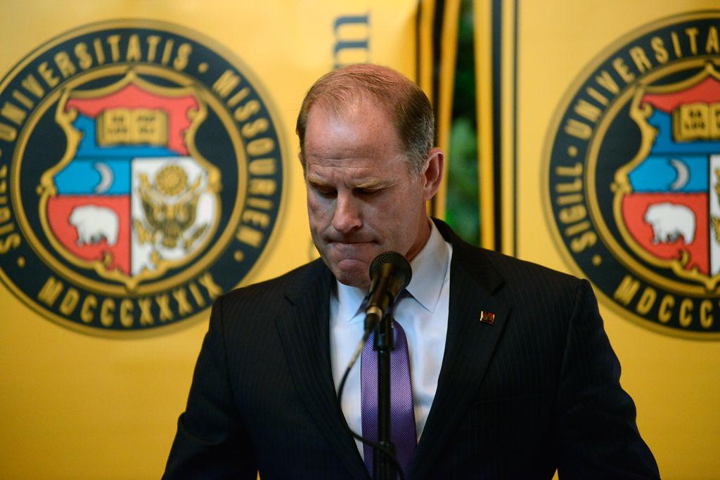 Tim Wolfe resigns