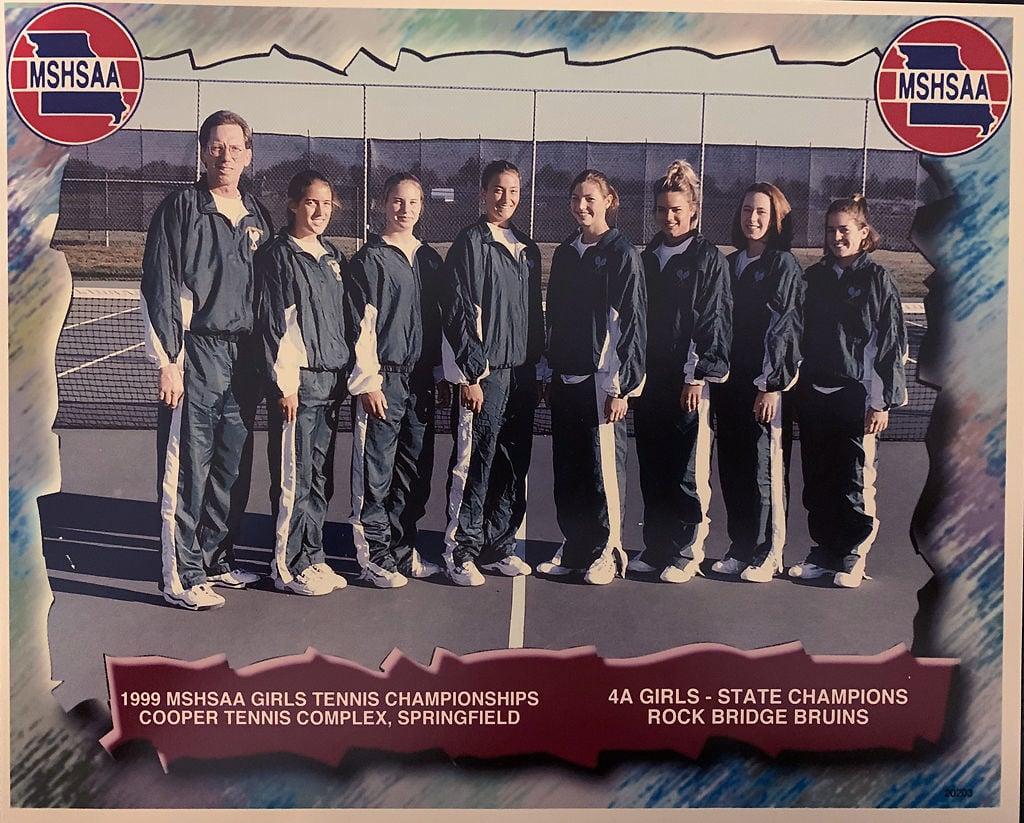 A MSHSAA team photograph
