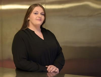 Kymberlee Matney is the new manager of the CoMo Cooks Shared Kitchen