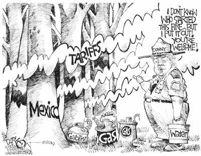 Tariffs on Mexico