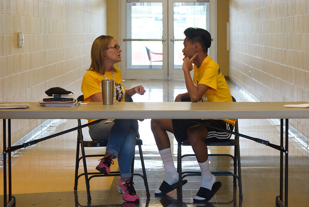 Jump Start Day helps incoming high school freshmen deal with