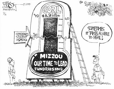 Mizzou fundraising