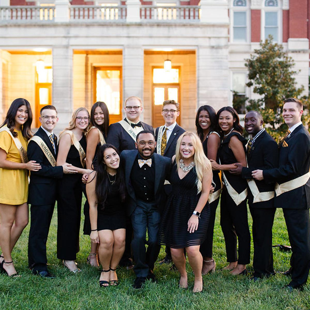 Meet The 10 Homecoming Royalty Candidates For 2019 Homecoming