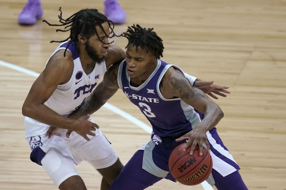 B12 Kansas St TCU Basketball
