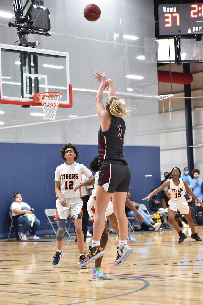 Potts plays basketball at Seffner High School