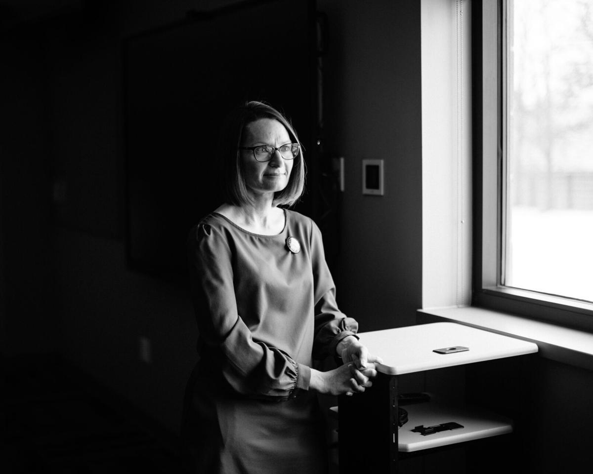 Joy Bess is the K-12 Social Studies coordinator for Columbia Public Schools