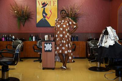 Debra Harris is an administrator at Sam Brown's Cosmetology Institute