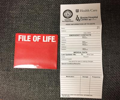 File of Life packet