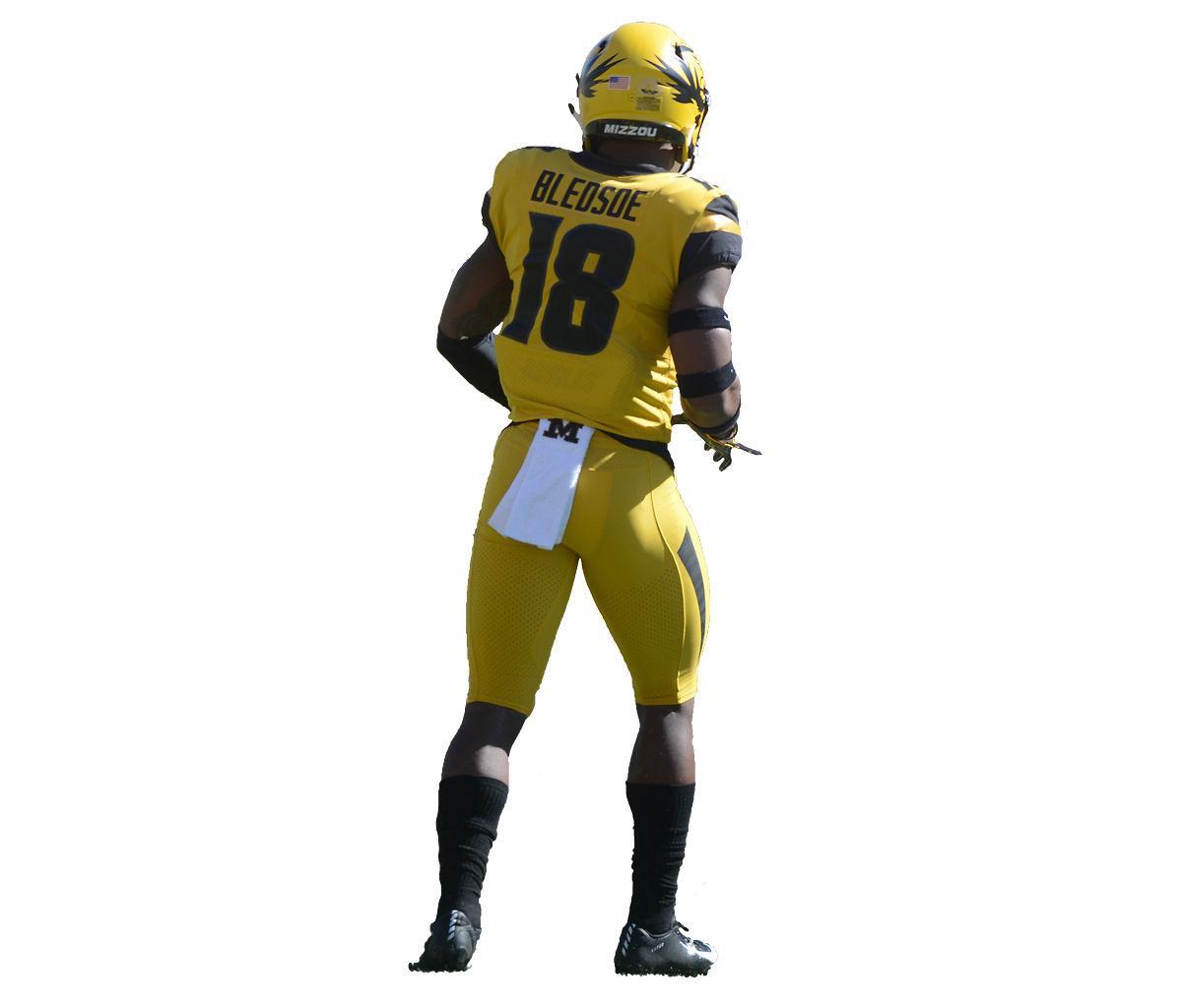be9982d34b 'Make an impact': Are all those Missouri uniforms fashion dos or don'ts? |  Mizzou Football | columbiamissourian.com