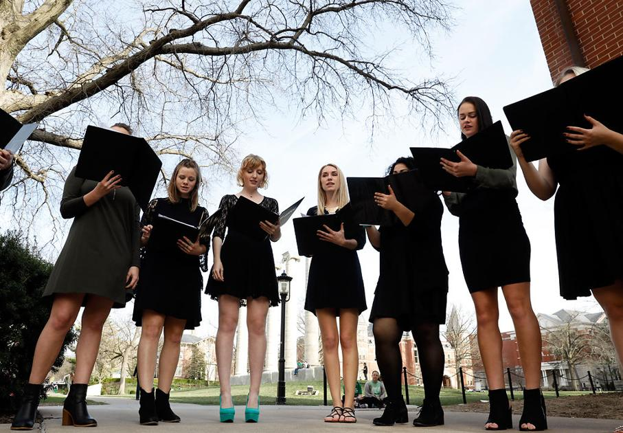 MU's all-female a cappella group sings its way to success | Local