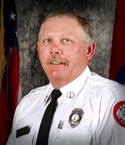 Firefighter Lt. Bruce Britt