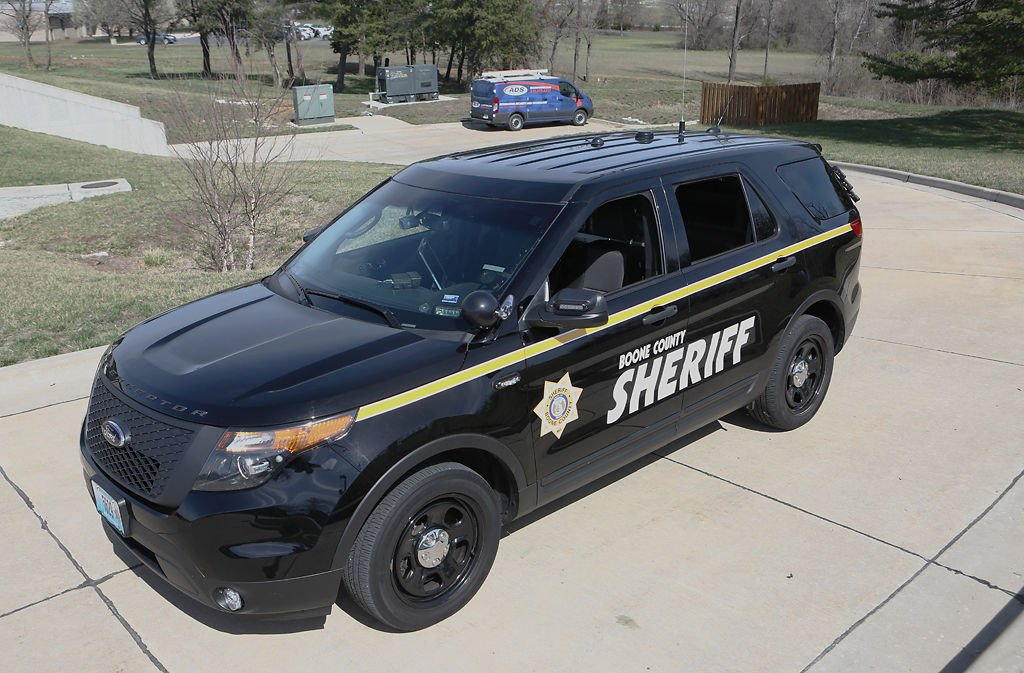 Old Sheriff patrol cars cycled out for new Ford SUVs | News